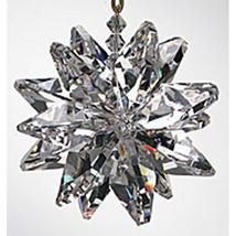 Large Crystal Suncluster Ornament image 1