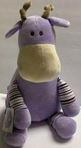 "RARE Tumbleberry Purple Cow 13"" Plush Baby Cubbies Stuffed Animal Toy - $15.88"