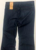Banana Republic Classic Jeans Sz 10P Stretch Medium Blue Wide Leg image 4
