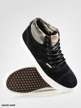 Vans Era Hi CA Pig Suede Black Camo Men's Classic Skate Shoes Size sz 11 sk8 hi - $74.76