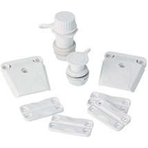 Igloo Hinges and latches Parts Kit Replacement For Ice Chest Cooler Univ... - $17.21