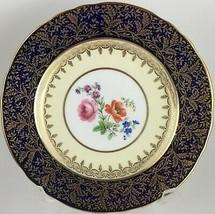 Aynsley 6841 Cobalt Bread & butter plate  - $25.00