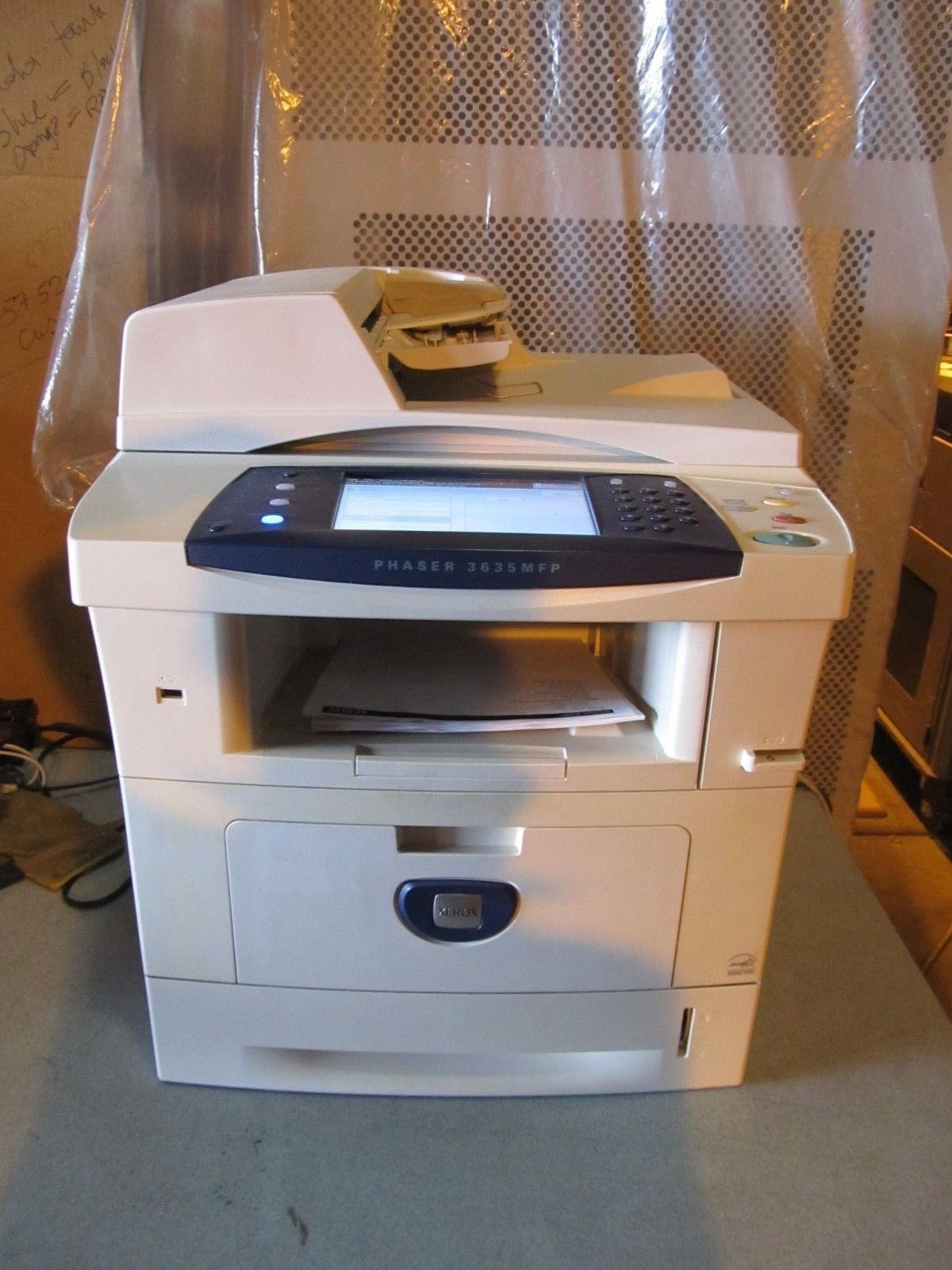 OEM xerox phaser 3635 MFP printer