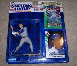 1993 Dean Palmer MLB Starting Lineup - $6.59
