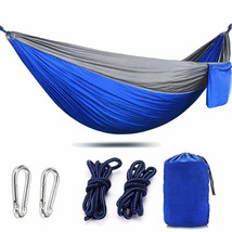 Portable Hammock – Space Saving Outdoor Foldable Free-Standing Hammock –... - $45.00