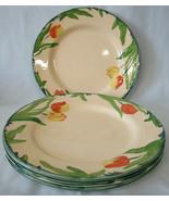 Franciscan Tulip England Dinner Plate Set of 4 - $60.28