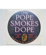 Apple Record David Peel Lower East Side The Pope Smokes Dope Roman And - $724.99