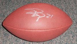 Patrick Peterson Signed Full Size Wilson NFL Football Cardinals LSU JSA - $140.24
