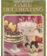 Woman's Own Book Of Cake Decorating And Cake Making 1971 Vintage - $14.72