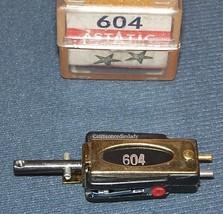 ASTATIC 604 CARTRIDGE NEEDLE for GE RT-1051 Electro-Voice EV 5180 Piezo Y-99-50 image 2
