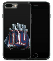New York Giants iPhone Case for iPhone 7 XR X XS Max 8 Plus Case 7 Plus ... - $8.99+
