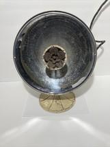 Antique FOCALIPSE Heater Vintage Industrial Model 106 RARE Design WORKS!!! - $34.65