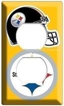PITTSBURGH STEELERS NFL FOOTBALL TEAM LOGO POWE... - $9.99