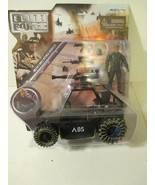 Elite Force Delta Force Attack Vehicle Dune Buggy with Figure Blue Box Toys - $17.81