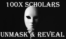 300x 7 SCHOLARS WORK UNMASK & REVEAL EXTREME MAGICK RING PENDANT - $71.11