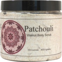 Patchouli Walnut Body Scrub - $18.42+