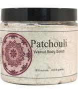 Patchouli Walnut Body Scrub - $18.42+