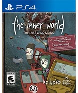 The Inner World - The Last Wind Monk - PlayStation 4 [video game] - $27.44