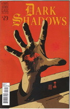 Dark Shadows Comic Book #23, Dynamite Comics 2013 NEAR MINT NEW UNREAD - $4.99