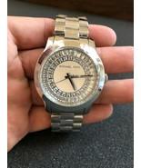 Michael Kors Women's Runway Baguette Stainless Steel Watch MK6531 - $139.32