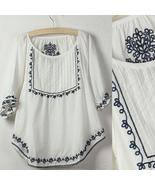 2018 Hot Sale Fashionh Vintage EMBROIDERED boho HIPPIE ethnic Tent mini ... - $34.98