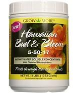 Grow More 7510 Hawaiian Bud and Bloom 5-50-17, 3-Pound - $14.67