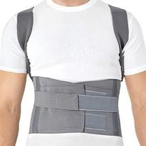 TOROS-GROUP Posture Corrector Shoulder Support Back Brace, Fully Adjustable for