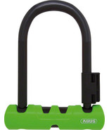 "ABUS ULTRA MINI 410 KEYED SHACKLE 5.5"" U-LOCK - $34.64"