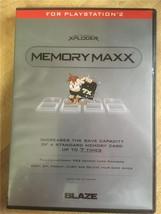 Playstation 2 PS2 Memory Maxx - $7.59