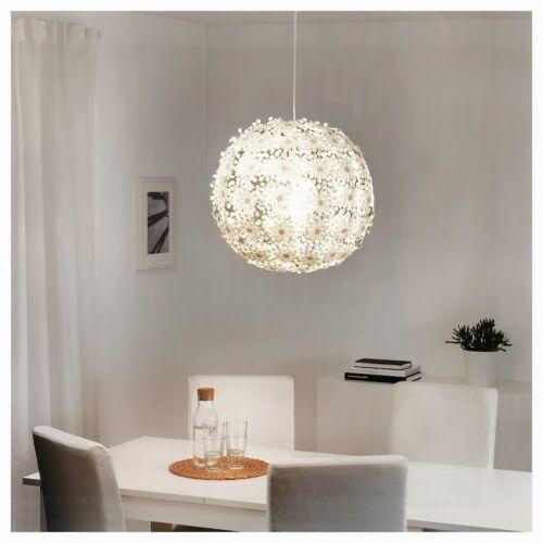 "IKEA GRIMSAS Pendant lamp, white, 22 "" image 2"