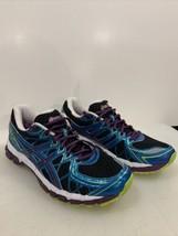Women's Asics Gel Kayano 20 ~ Teal / Purple Shoes Size 9.5 ~ Mint - $176.90