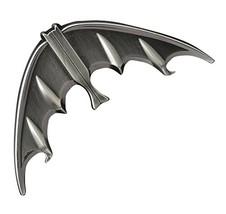 DIAMOND SELECT TOYS Batman Classic 1966 TV Series: Batarang Metal Bottle... - $20.00