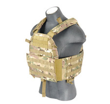 Lancer Tactical Adjustable Airsoft Military Pla... - $64.99