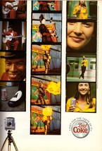 1996 Diet Coke Coca Cola Print Ad Retro Vintage Advertisement VTG 90s - $8.20