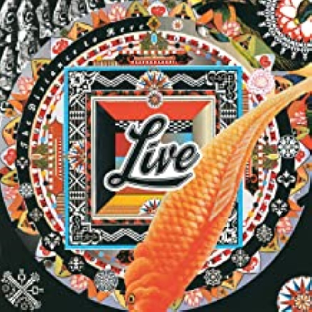 The Distance To Here by Live Cd