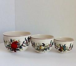 Lenox Winter Greetings 3pc. Nesting Bowls - $35.63