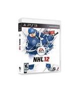 Electronic Arts NHL 12 PS3 19641 [PlayStation 3] - $8.90