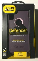 OTTERBOX Defender Case Apple iPhone X  Xs Purple Nebula Rugged Protection New