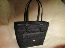 Michael Kors Black MD PKT MF TOTE Handbag - $75.00