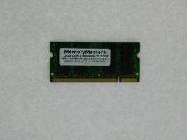 2GB MEMORY FOR TOSHIBA PORTEGE R500 3G-11N 3G-121 00V 10I 10J 10L 10U 110 11F