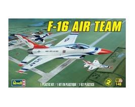 Revell 1/48 F-16 Air Team USAF Plastic Model Kit - $24.00