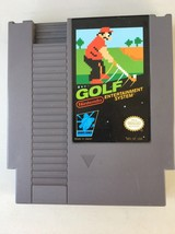 Nintendo Golf Video Game For NES TESTED - $9.99