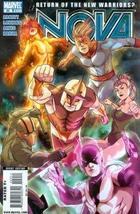 "Nova #20 ""The Original New Warriors Appearance"" [Comic] [Jan 01, 2009] MARVEL CO - $3.91"