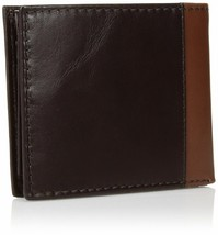 Tommy Hilfiger Men's Leather Credit Card ID Wallet Billfold Brown 31TL22X047 image 2