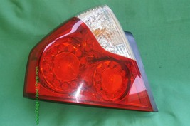 06-07 Infiniti M35 M45 LED Taillight Tail Light Lamp Driver Left Side - LH image 2