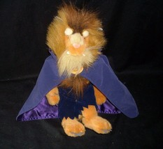 "12"" Disney Beauty & The Beast Exclusive Stuffed Animal Plush Toy Doll W/ Cape - $25.25"