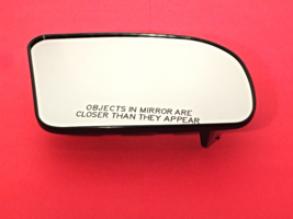 Fits 09-14  Maxima Right Pass Heated Mirror Glass w/ Rear Holder OEM - $59.35