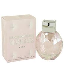 Emporio Armani Diamonds Rose by Giorgio Armani Eau De Toilette Spray 1.7 oz (Wo - $63.93