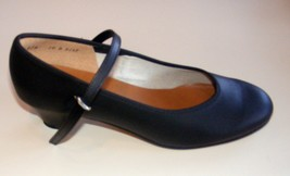 Angelo Luzio 975L Black Women's Size 10.5B ( fits size 10M) Character Shoe - $31.99