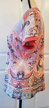 Etro Spa Designer Women's Multi Colored Top  Size 48 / L  image 5